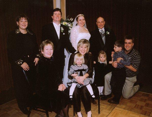 Zetterberg Family, January 20, 2001