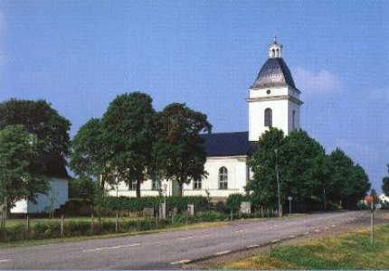 The Church at Väderstad