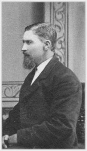 Andrew Peterson, circa 1884