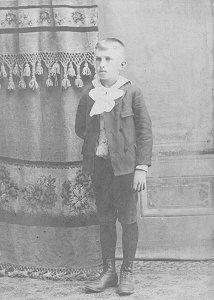 William Amen Zetterberg